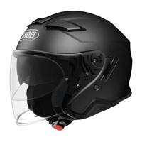 Casco Jet Shoei J-cruise 2 Nero Opaco