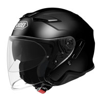 Casco Jet Shoei J-cruise 2 Nero Lucido