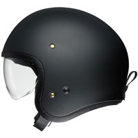 Shoei J-o Matt Black