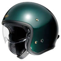 Shoei J-o Dark Green