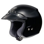 Shoei Rj Platinum Black
