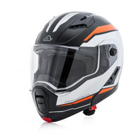 Acerbis Derwel Noir Orange