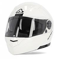 Acerbis Rederwel Modular Helmet White