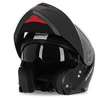 Acerbis Rederwel Modular Helmet Matt Black