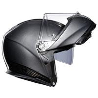 AGV Sportmodular Carbon Dark Grau - 3