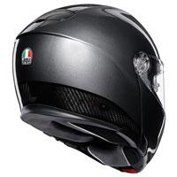 AGV Sportmodular Carbon Dark Grau - 4