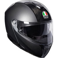 Agv Sportmodular Carbon Dark Grey