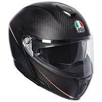 AGV Sportmodular トリコロールマットカーボン/イタリア