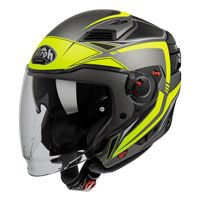 Airoh Executive Line Helmet Yellow Matt