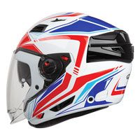 Airoh Executive Line Helmet Blue Gloss
