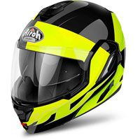 Airoh Rev 19 Fusion Yellow Fluo