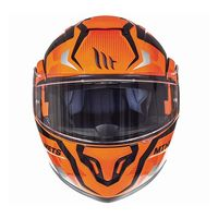 Mt Helmets Atom Sv Divergence G1 Orange