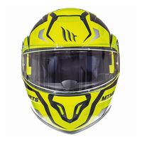 マウントヘルメットアトム Sv 発散 F1 イエロー
