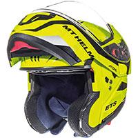 Mt Helmets Atom Sv Divergence F1 Giallo
