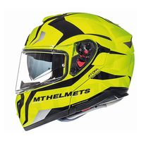 Mt Helmets Atom Sv Divergence F1 Yellow