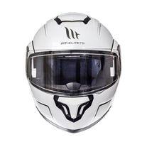 マウントヘルメットアトム Sv ソリッドホワイト