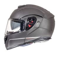 マウントヘルメットアトム Sv ソリッドマットチタニウム