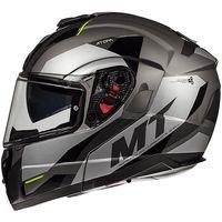 Mt Helmets Atom Sv Transcend E2 Matt Grey