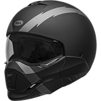 Bell Broozer Arc Helmet Matt Black Grey