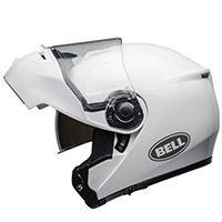 Casco Bell Srt Modular Bianco Lucido