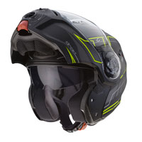 Caberg Droid Blaze Matt Black Fluo Yellow