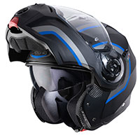 Caberg Droid Pure Modular Helmet Blue Black