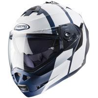 モジュラーヘルメット Caberg デューク2インパクトマットブルー