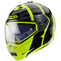 Modular Helmet Caberg Duke 2 Impact Yellow