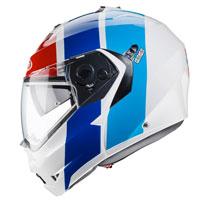 Casco Modulare Caberg Duke 2 Impact Rosso Blu