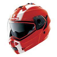 Caberg Duke Legend Ducati Rosso/bianco