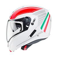 Casco Modulare Caberg Horus Tribute Bianco - 3