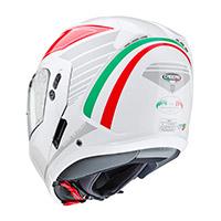 Casco Modulare Caberg Horus Tribute Bianco - 4