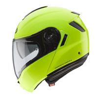 モジュラーヘルメット Caberg レヴォハイビジョンイエロー