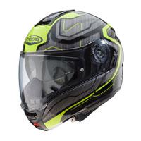 Modular Helmet Caberg Levo Flow Yellow