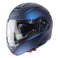 カバーグレボモジュラーヘルメットマットブルーヤマ