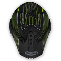 Caberg Tourmax Sonic Yellow Modular Helmet - 4