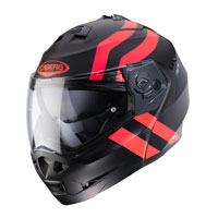 Casco Modulare Caberg Duke 2 Superlegend Arancio