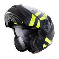 Caberg Duke 2 Superlegend Modular Helmet Yellow