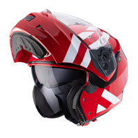 Caberg Duke 2 Superlegend Modular Helmet Red