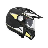Givi Casco Modulare X.01 Tourer Black Fluo
