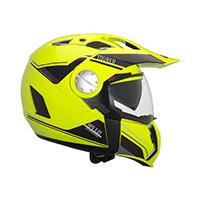 Givi Modular Helmet  X.01 Tourer Yellow Fluo