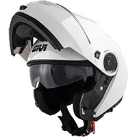 Givi X20 Expedition Modular Helmet White