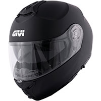 Casco Modulare Givi X20 Expedition Nero Opaco