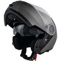 Casco Modulare Givi X20 Expedition Titanio Opaco