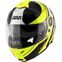 Givi X.21 Challenger Globe Black Yellow