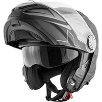 Givi X23 Sydney Eclipse Modular Helmet Black Gray