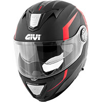 Givi X23 Sydney Viper Modular Helmet Black Orange