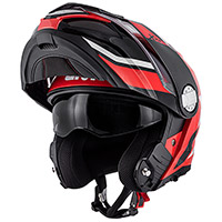Givi X33 Canyon Division Modular Helmet Red