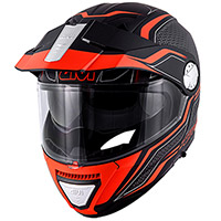 Givi X33 Canyon Layers Modular Helmet Orange
