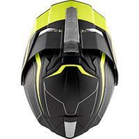 Givi X33 Canyon Modular Helmet Black Yellow